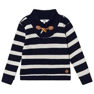 Image of ebbe Kids Valle Sweater Navy/Sand 128 cm (7-8 Years)
