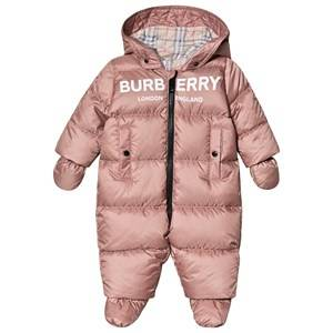 Burberry Skylar overall Pink 9 months