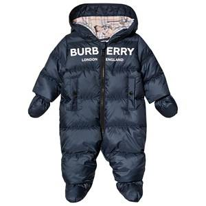 Burberry Skylar overall Navy 12 months