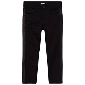 Image of Molo Aksel Woven Pants Black 110 cm (4-5 Years)