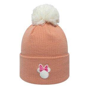 New Era Minnie Mouse Pom-Pom Beanie Pink Beanies