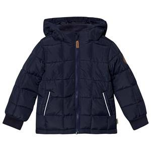 ebbe Kids Dane Quilted Jacket Deep Lake Blue 134 cm (8-9 Years)