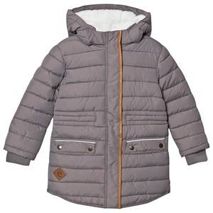 Image of ebbe Kids Daniella Quilted Coat Steel Grey 128 cm (7-8 Years)