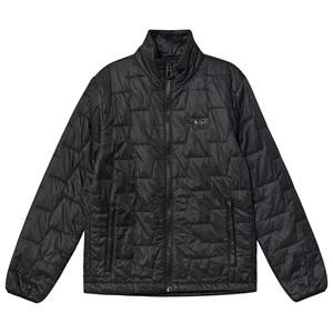 Helly Hansen Junior Lifaloft Insulated Mid Layer Black Shell jackets