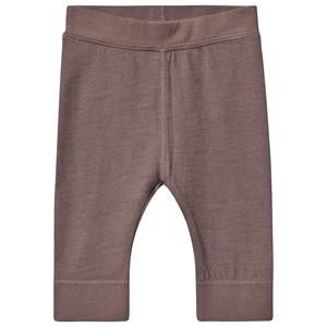 Image of Hust&Claire; Laso Leggings Bear Brown 80 cm (9-12 Months)