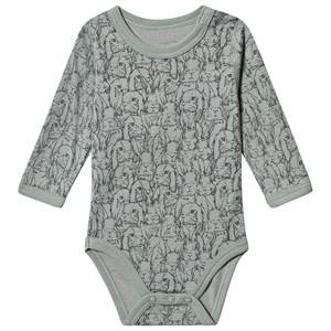 Hust&Claire; Baloo Baby Body Jade Green 74 cm (6-9 Months)