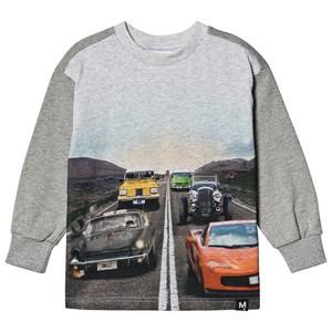 Molo Risci T-Shirt Car Family 104 cm (3-4 Years)