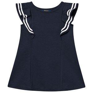 Ralph Lauren Nautical Dress Navy 3 years