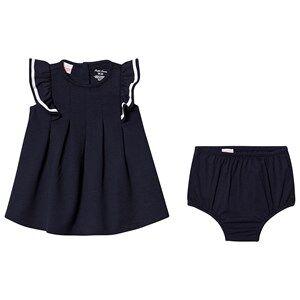Ralph Lauren Nautical Toddler Dress Navy 18 months
