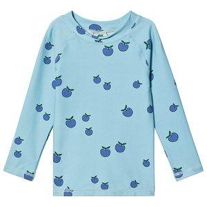 Smfolk Apple UV50 T-Shirt Air Blue 3-4 years