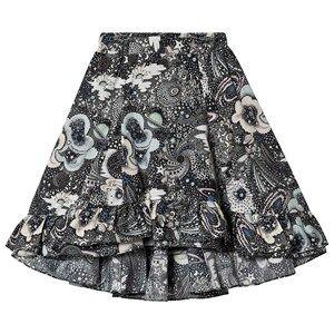 Bonpoint Constellation Liberty Print Skirt 12 years
