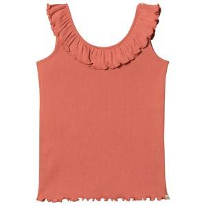 Image of minimalisma Herdis Tank Top Summerred 2-3 Years