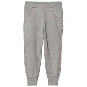 Molo Anja Soft Pants Grey Melange 122 cm (6-7 Years)