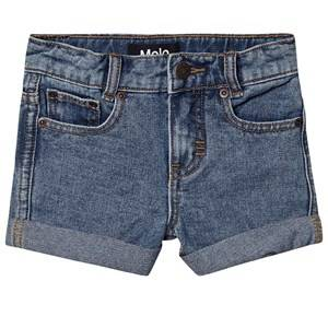 Image of Molo Avian Shorts Stone Blue 116 cm (5-6 Years)