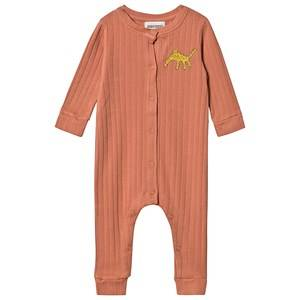 Bobo Choses Jersey One-Piece Autumn Leaf 12-18 Months