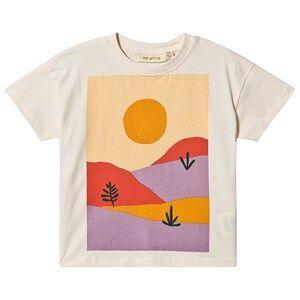 Soft Gallery Dharma T-Shirt Scenery Gardenia 10 years