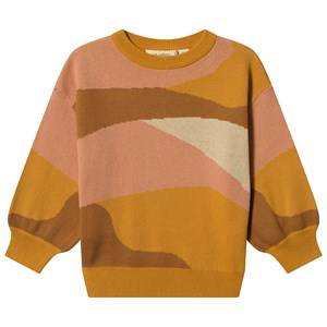 Soft Gallery Essy Knit Sweater Scenery Girl 4 years