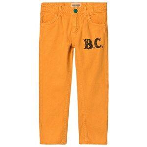 Bobo Choses B.C. Slim Pants Orange 6-7 Years