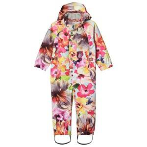 Image of Molo Polly overall Hibiscus Dream 104 cm (3-4 Years)