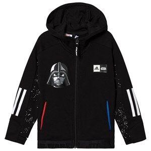 Image of adidas Performance Star Wars Full Zip Hoodie Black 3-4 years (104 cm)
