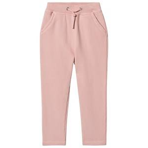 Bonpoint Embroidered Sweatpants Pink 8 years