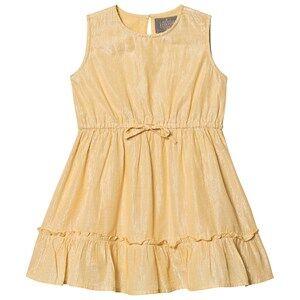 Creamie Silver Stripe Dress Ratan 140 cm (9-10 Years)