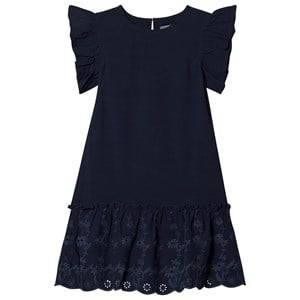 Creamie Embroidery Dress Total Eclipse 110 cm (4-5 Years)