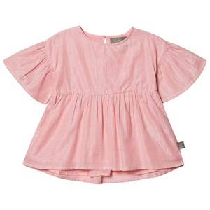 Creamie Silver Stripe Blouse Pink Icing 140 cm (9-10 Years)
