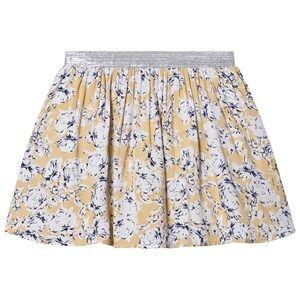 Creamie Flower Outline Skirt Ratan 146 cm (10-11 Years)