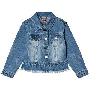 Creamie Denim Jacket Light Blue 140 cm (9-10 Years)