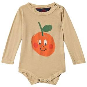 Image of The Animals Observatory Wasp Baby Body Brown Fruit 18 Months