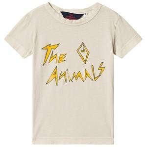 The Animals Observatory Hippo T-Shirt White/The Animals 3 Years