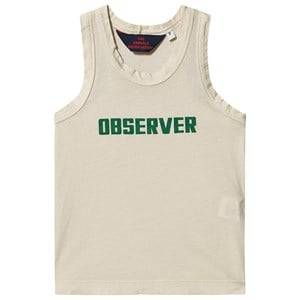 Image of The Animals Observatory Frog Tank Top White Observer 2 Years