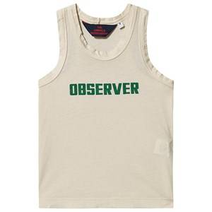 Image of The Animals Observatory Frog Tank Top White Observer 6 Years