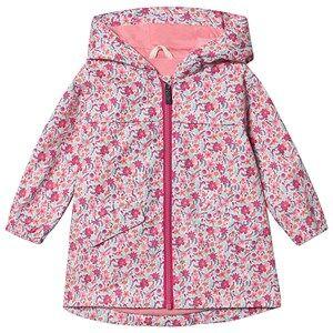 Hatley Summer Garden Microfiber Rain Jacket Raincoats