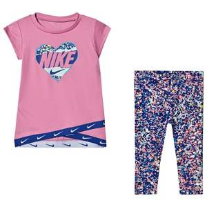 NIKE 2-Piece Set Sport Tunic and Leggings 12 months