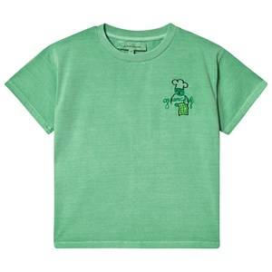 Weekend House Kids Chef T-Shirt Pastel Green 5-6 Years