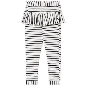 Image of Wauw Capow Betty Leggings White and Black 9-12 Months