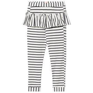 Image of Wauw Capow Betty Leggings White and Black 2-3 Years