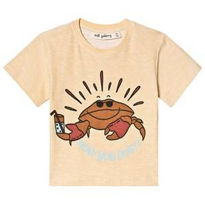 Image of Soft Gallery Asger T-Shirt Jojoba 4 years
