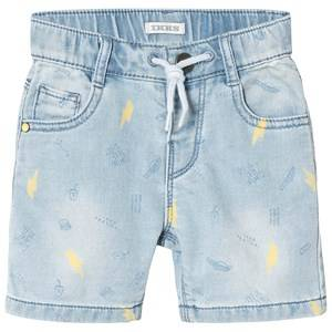 IKKS Palm Tree Shorts Blue 4 years