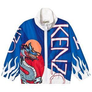 Kenzo Dragon Celebration Jacket King Blue 10 years