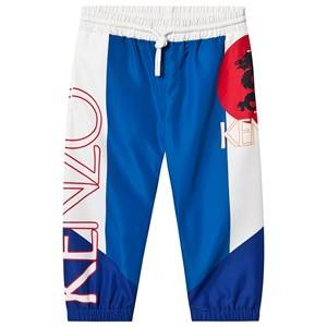 Kenzo Dragon Celebration Sweatpants King Blue 12 years