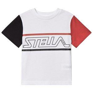 Image of Stella McCartney Kids Stella Sport T-Shirt White 12 years