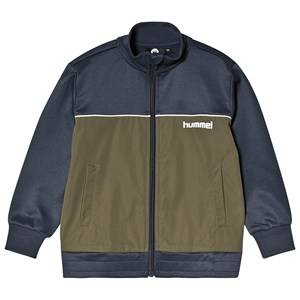 Image of Hummel Hamilton Jacket Blue Nights 128 cm (7-8 Years)