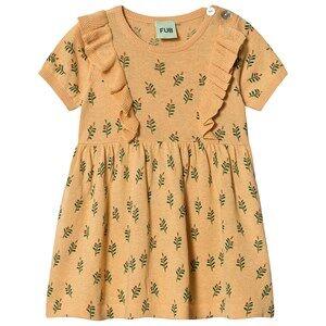 FUB Baby Dress Yellow 74 cm (6-9 Months)