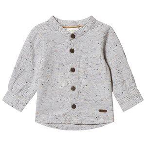 Minymo Shirt Concrete Stone 56 cm (1-2 Months)
