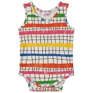 Noe & Zoe Berlin Tank Baby Body Olympic Steps 6-12 months