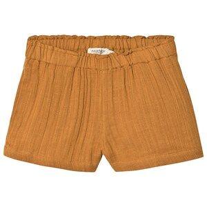 MarMar Copenhagen Pala Shorts Pumpkin Pie 7Y/122