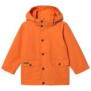 Kuling Stockholm Shell Jacket Bright Orange Shell jackets
